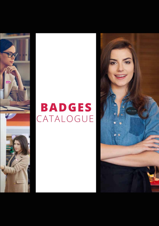Catalog BADGES 2021
