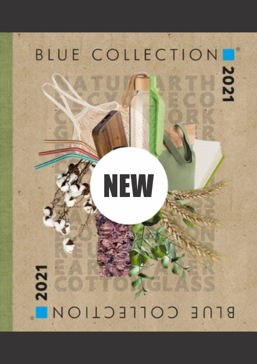 catalog BLUE COLLECTION 2021