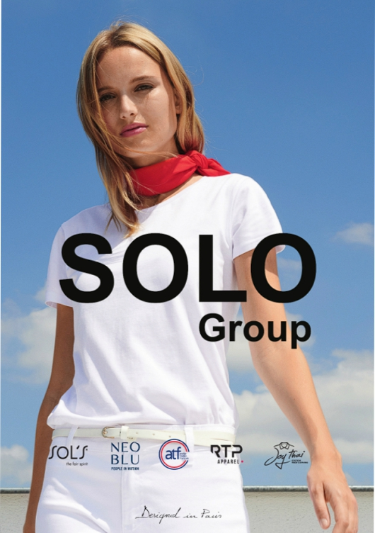 catalog SOLO GROUP 2021