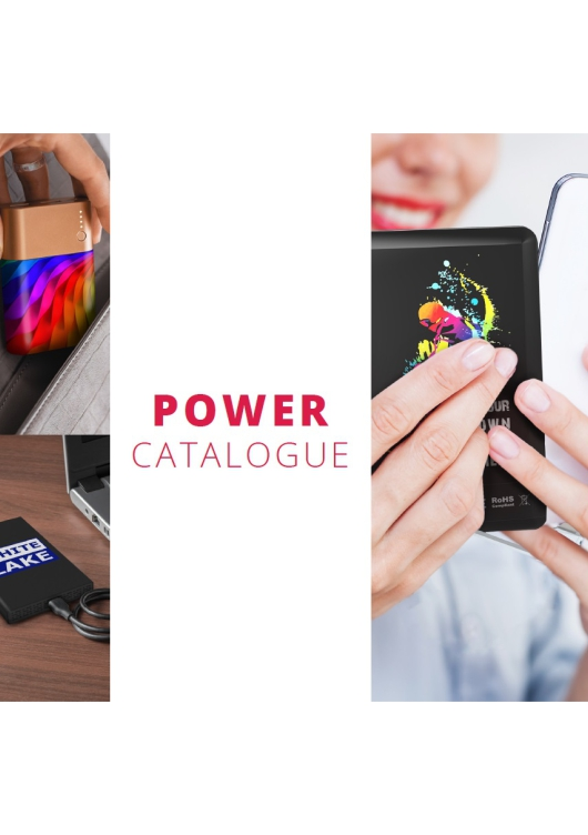 power catalogue 2020