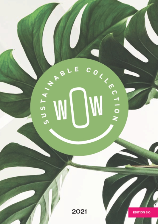 Catalog WOW sustainable 2021