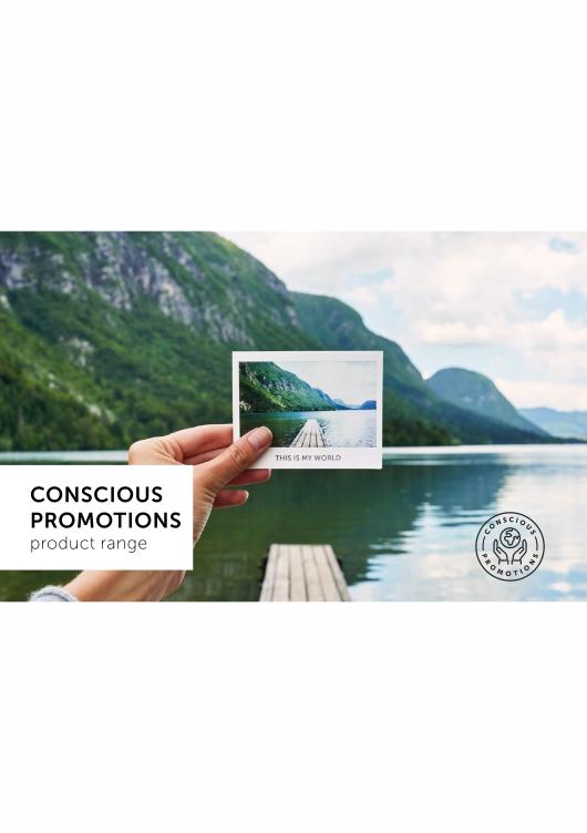 Catalog Conscious promotions